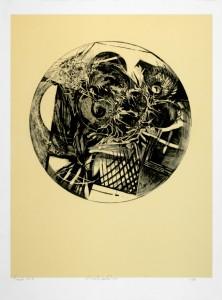 Giacomo Soffiantino - Tondo n 1 (1968)