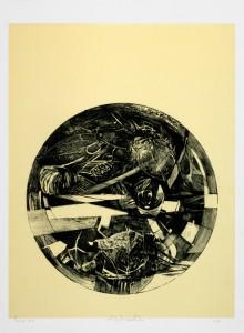 Giacomo Soffiantino - Tondo n 2 (1968)