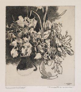 Leonardo Castellani - Fiori secchi (1948)