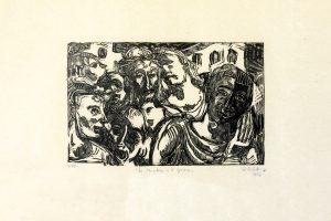Dilvo Lotti - La maschera e la Grazia