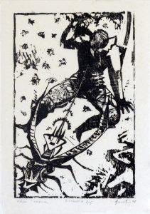 "Marcello Guasti - Olesa ""Ofelia"" (1948)"