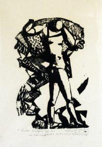 Marcello Guasti - Pescatore siciliano (1948)