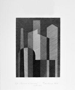 Enzo Maiolino - Ricordo di Savona 1 (1970)