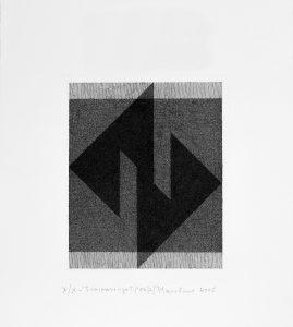 Enzo Maiolino - Trasparenza T/' 86/2 (2005)