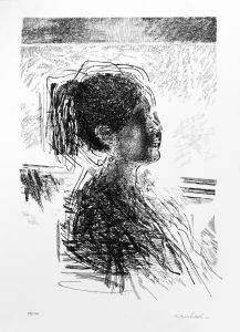 Tano Santoro - acquaforte (1984)