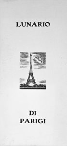 Piero Parigi - Lunario di Parigi (1975)