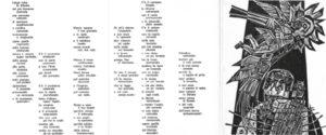 Tranquillo Marangoni - Biglietti augurali dal 1970 al 1981